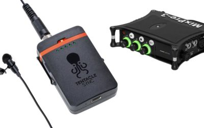 How to Jam Sync a Tentacle Sync Track E With a Sound Devices MixPre II