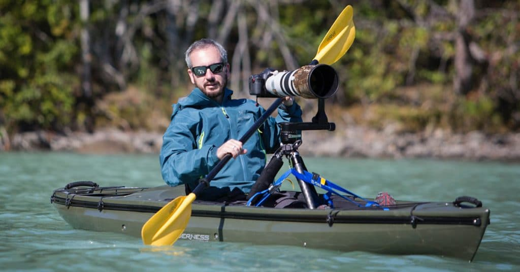 A Guide to Photographing From a Kayak