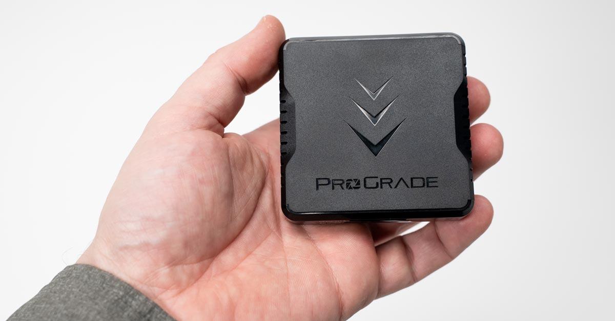 ProGrade Digital CFexpress Type A Dual-Slot Card Reader Review