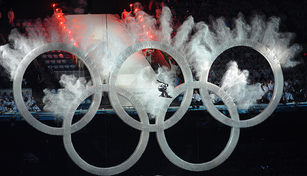 Leon Neal - Olympic Photographer for AFP